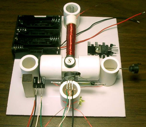 Kit 8 All In One Kit Simple Electric Motors